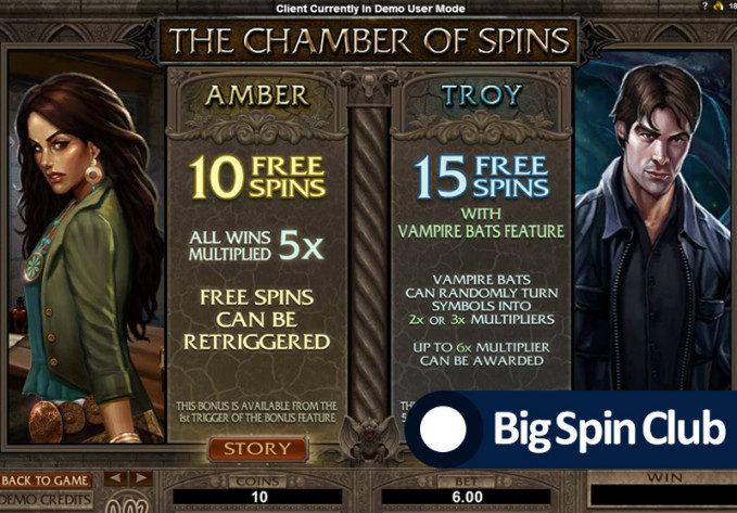 Wining amount depends on a bonus game choice