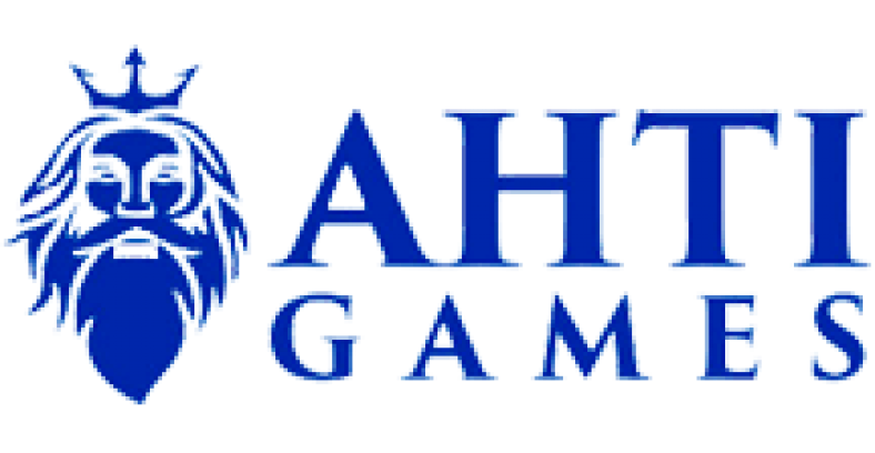 ahti games casino site logotype