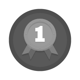 Number one – score the first place in the monthly leaderboard