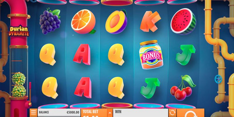 Durian dynamite slot play for free – Quickspin