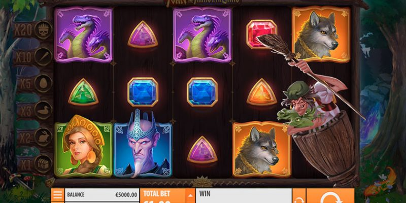 Ivan and the Immortal King slot play for free – Quickspin