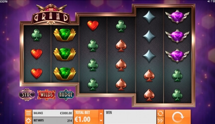 The Grand slot play for free – Quickspin