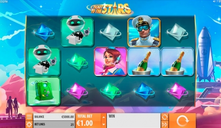 Ticket to the Stars slot play for free – Quickspin